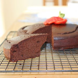 Kidney Bean Cake