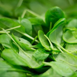 spinach-iron-deficiency